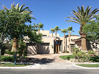 For Sale Roma Hills Luxury Home in Henderson