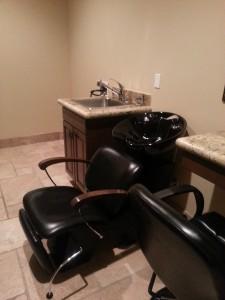 Funny Real Estate Hair Cut Team Carver