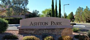 Ashton Park at the Vistas - Summerlin, Las Vegas