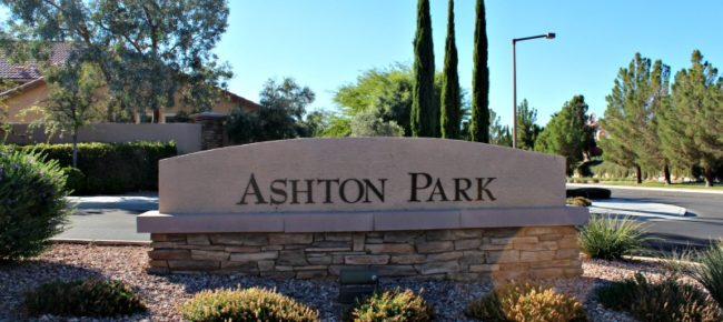 Ashton Park at the Vistas - Summerlin, Las Vegas
