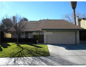 Las Vegas Investment Property 4477 McMillan 1