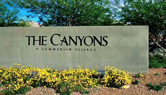 The Canyons at Summerlin Las Vegas, NV Homes for Sale