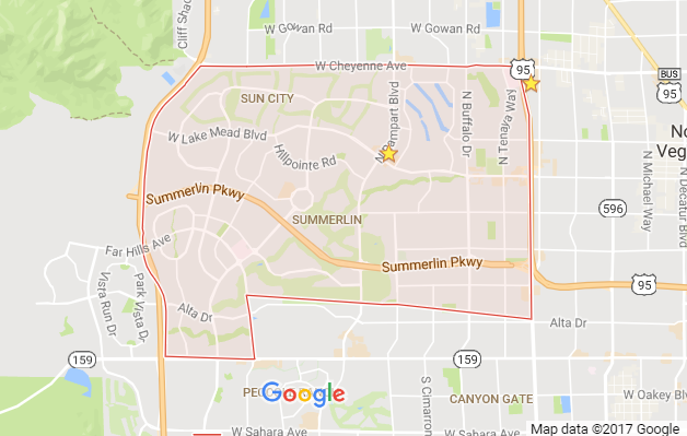 Summerlin Zip Codes Listings School Info Hoa