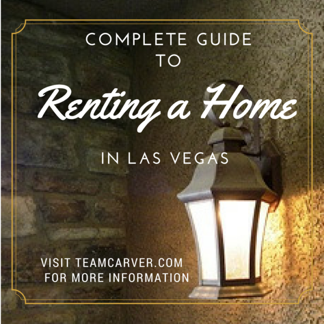 houses for rent in las vegas