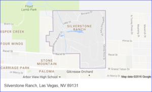 Silverstone Ranch Las Vegas